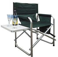 Chaselink Ccp112 Folding Directors Chair